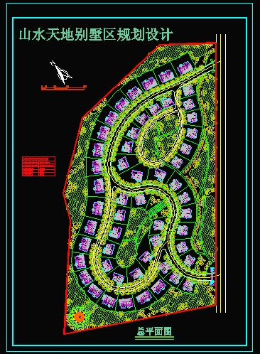 Villa Planning Free Download AutoCAD Blocks cad
