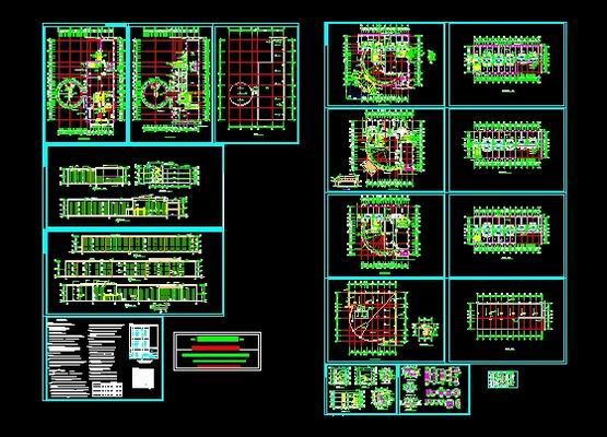 Multi Storey Hotel Building Plans Free Download Autocad