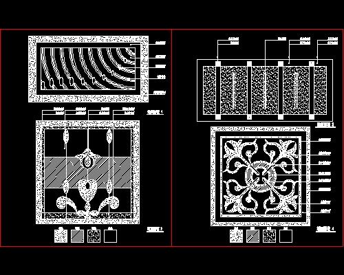 Parquet Floor Gallery Free Download Autocad Blocks Cad