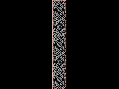 Classical Wall Decor Pattern