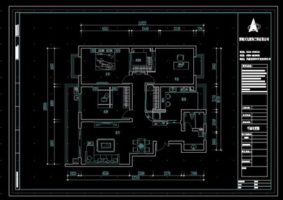 Now on behalf of the full set of simple type cad design for Cad room design free