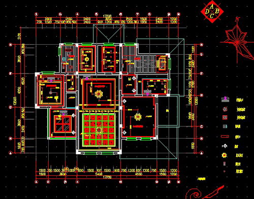 Villa Set Of Working Drawings Free Download Autocad Blocks
