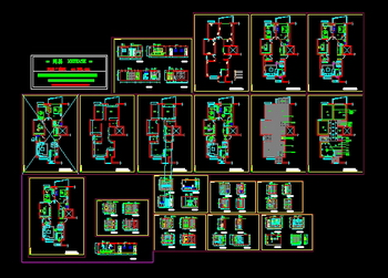 Interior Design Autocad Drawings on doctor floor plans samples