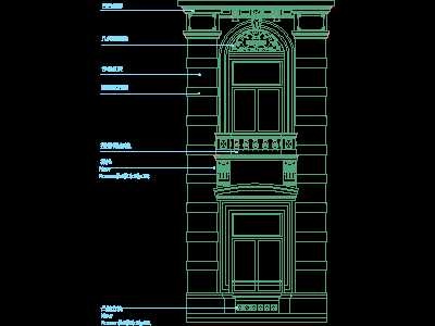 Collection of Architecture CAD Block: 5