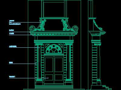 Collection of Architecture CAD Block: 5 Free download AutoCAD