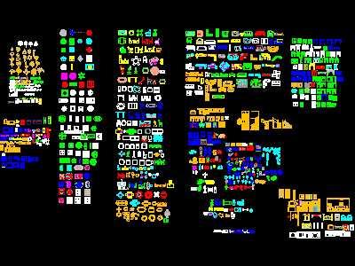 Landscape Design Cad Tile Free Download Autocad Blocks