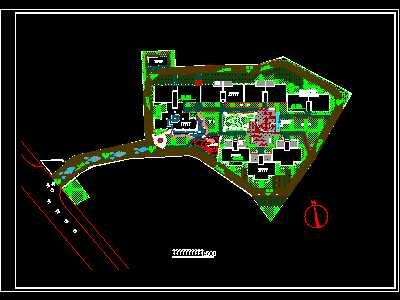 Community complete landscape design free download autocad for Autocad landscape architecture