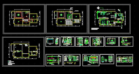 Garden Design Plans On Cad Drawings Home Improvement Free
