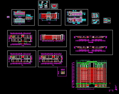 download autocad drawings of buildings