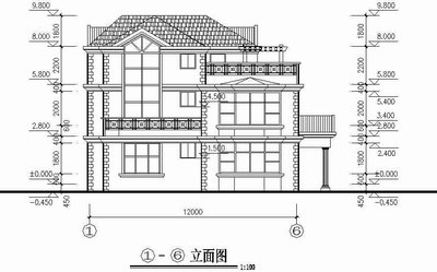 Two story house full set cad drawings free download Autocad house drawings
