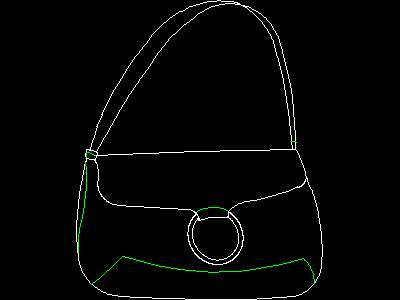 Bags, shoes, hats, jewelry category Free download AutoCAD