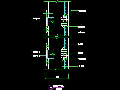 Decorative structure curtain wall free download autocad for Free online cad system